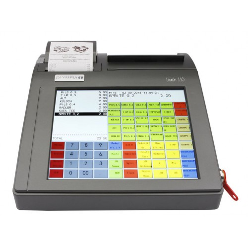 Register Touch 110